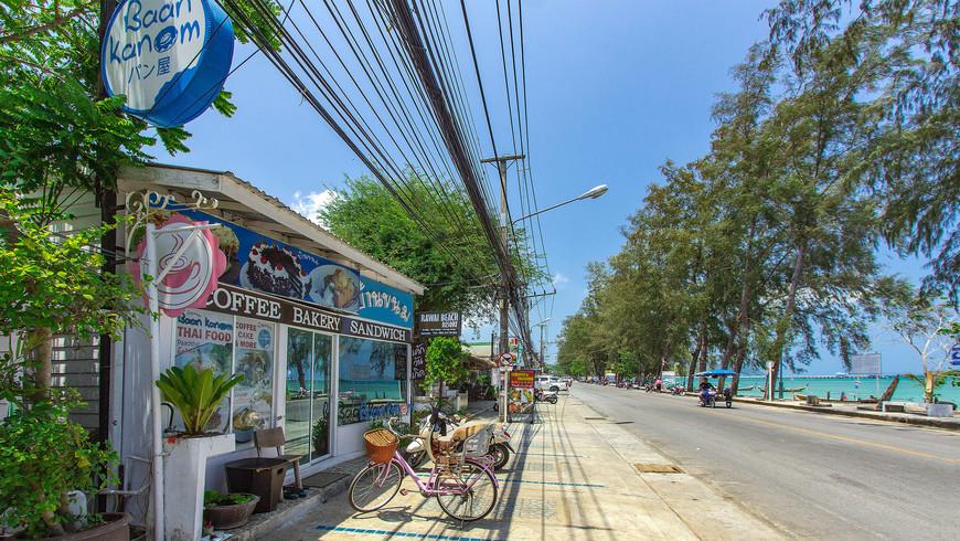 Baan Kanom Rawai – кафе на набережной Раваи