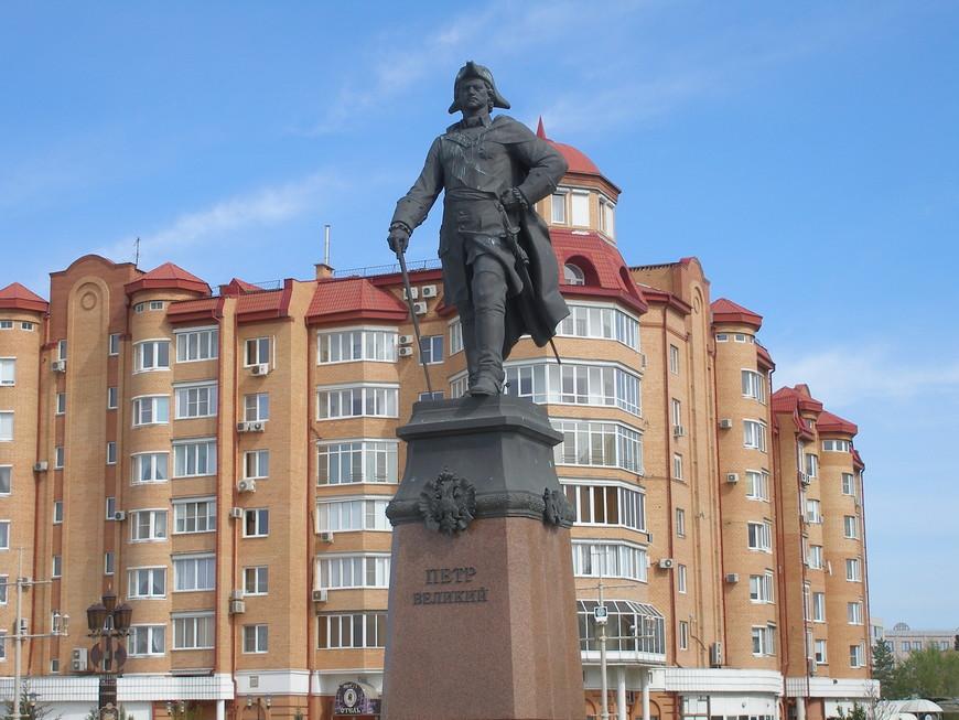Петр I провел в Астрахани в общей сложности четыре месяца своей жизни.
