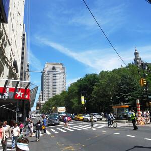 Пешком по Манхэттену