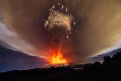 В Италии «проснулся» вулкан Этна