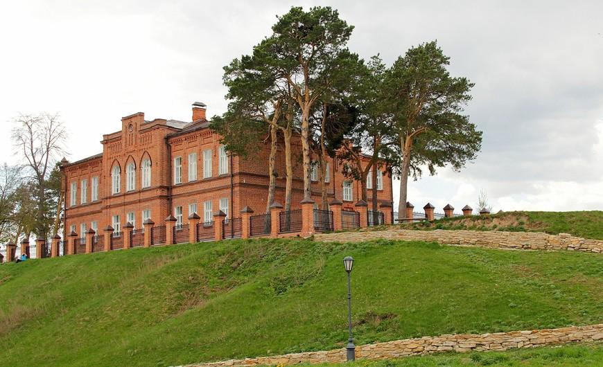 Архитектура острова-града Свияжск