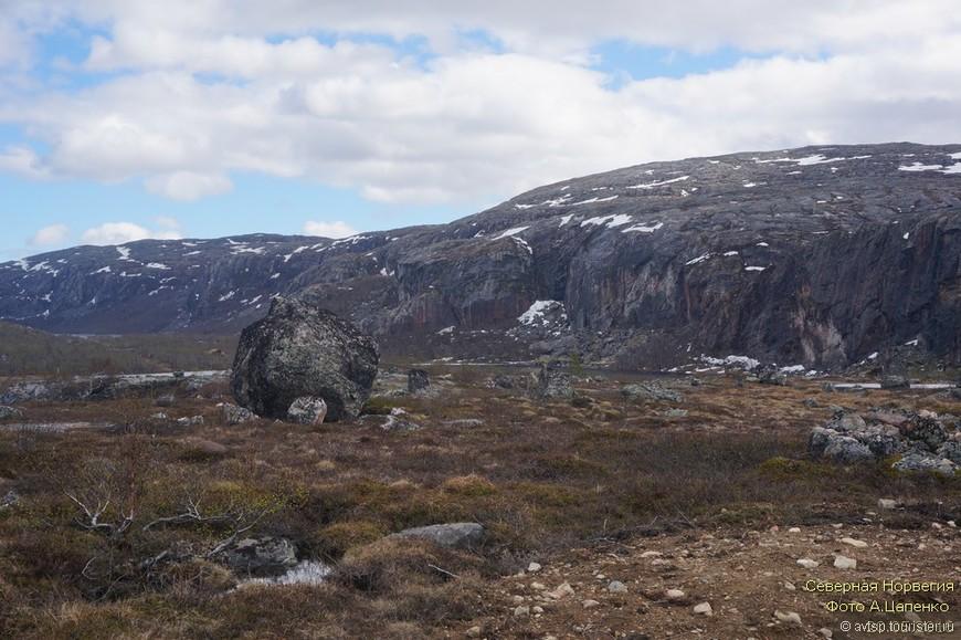 Высота горы 155 м над уровнем моря.