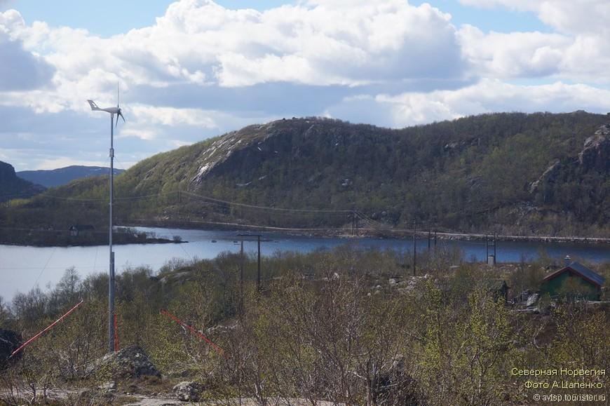 В Норвегии широко распространено использование экологически чистых видов энергии.
