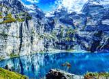 Горное озеро Эшинен