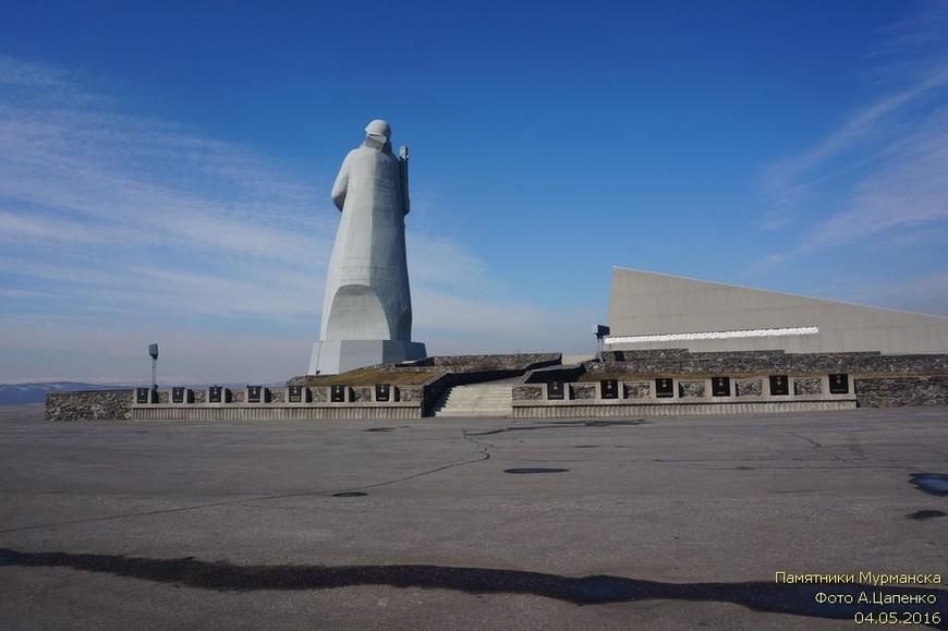 <p><strong>Мемориал Защитникам Советского Заполярья</strong></p>