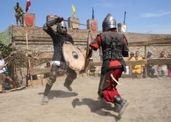 Фестиваль рыцарей пройдет в Судаке