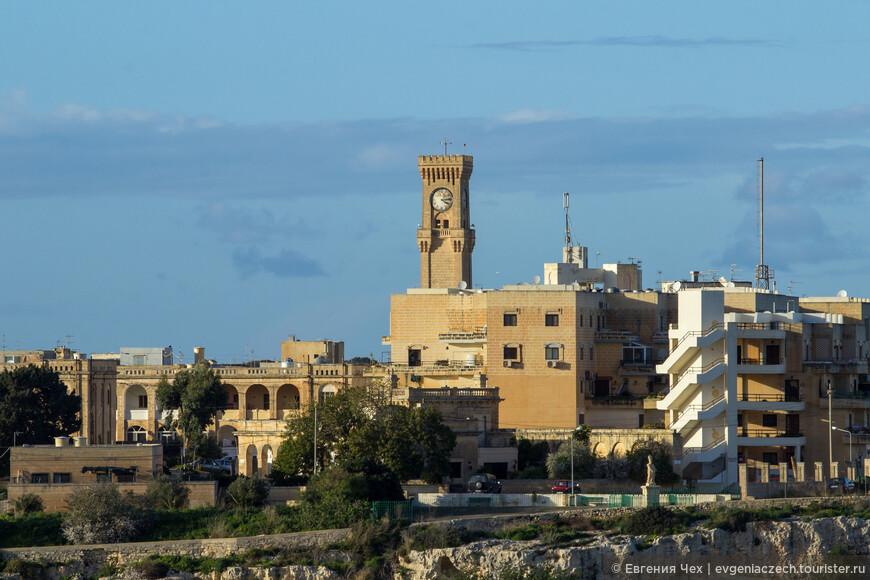 Вид на соседний Рабат