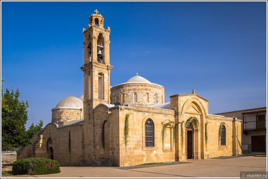 Церковь в деревне Перистерона.