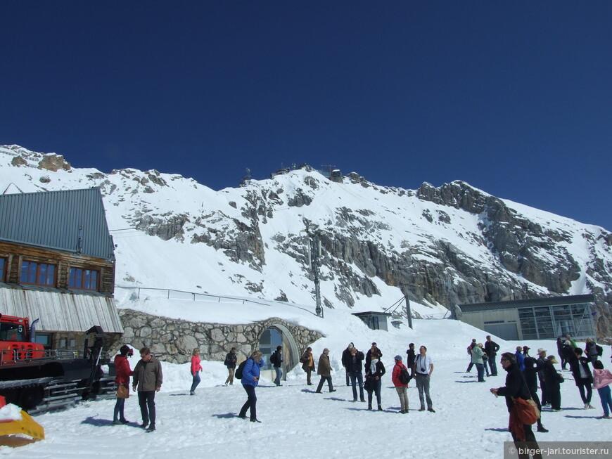 Sonn Alpin - 2600m.