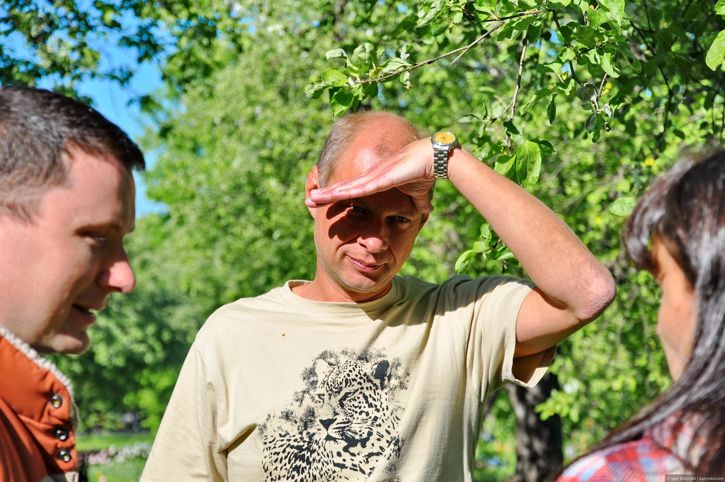 """Максим (<a href=""""http://maksim-nav.tourister.ru/"""" target=""""_blank"""" class=""""ext_link""""><strong>Maksim-nav</strong></a>), Олег (<a href=""""http://nomad.tourister.ru/"""" target=""""_blank""""  class=""""ext_link""""><strong>Nomad</strong></a>), Наталья (<a href=""""http://natchen.tourister.ru/"""" target=""""_blank"""" class=""""ext_link""""><strong>Natchen</strong></a>), Туристер встреча-2016 в Коломенском"""