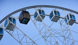 Первая в мире сауна на колесе обозрения откроется в Финляндии