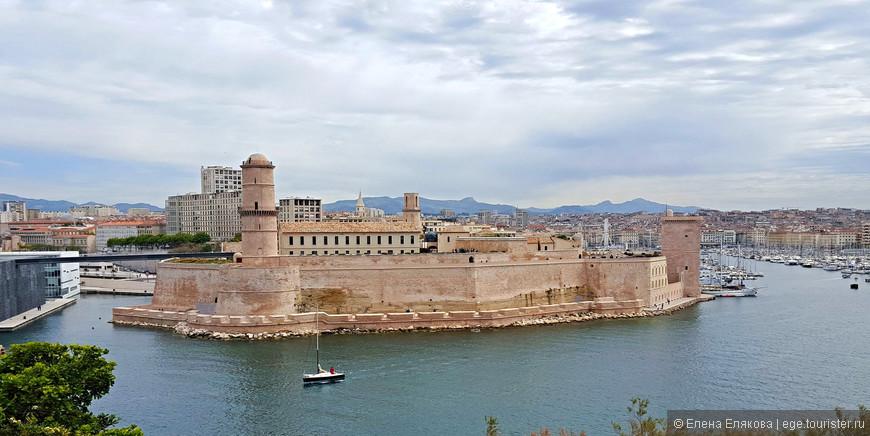 Форт Сен-Жан (Святого Иоанна)