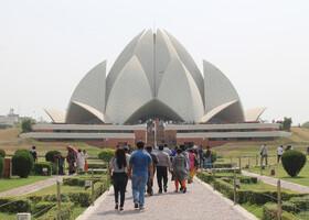 Храмы Дели