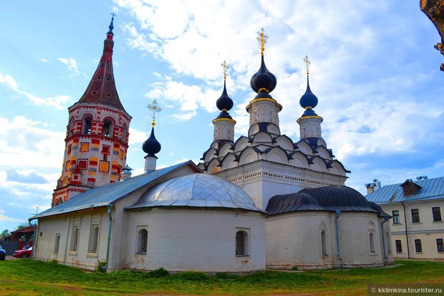 церковь святого Антипия