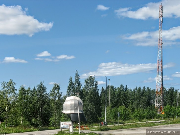 Киурувеси, Финляндия