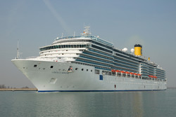 Costa Cruises включил в круизный маршрут Москву