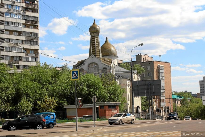 Старообрядческая церковь Покрова Пресвятой Богородицы в Малом Гавриковом переулке.