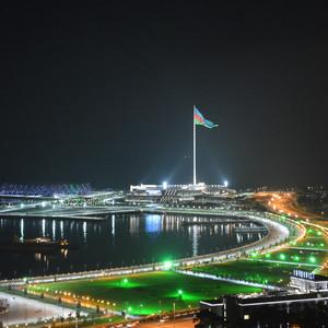 Теория ночного Баку