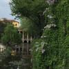 Сады Сальви в Виченце. Лоджиа Валмарана