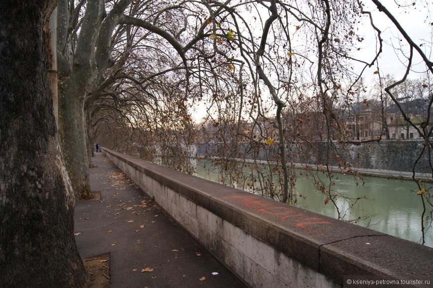Прогулки вдоль набережной в любую погоду настраивают на романтический лад.