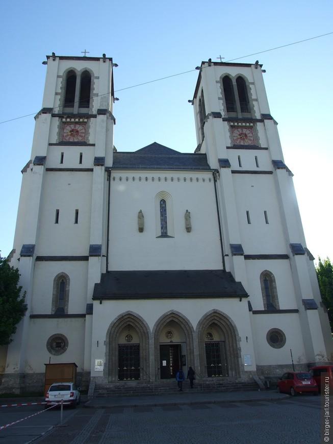 Kirche St. Andra.