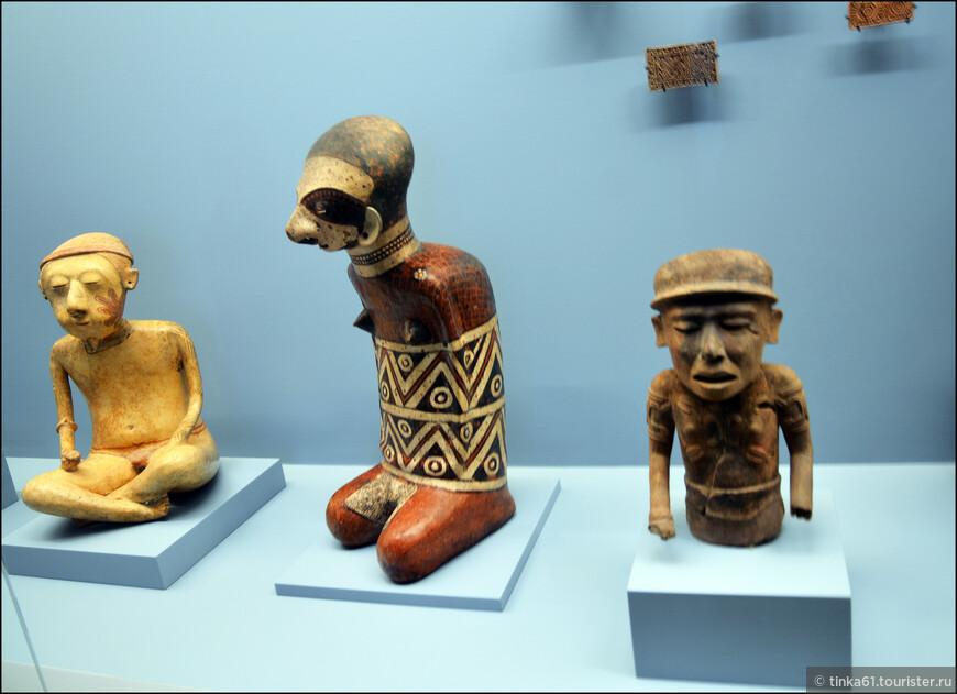 Натурализм и абстракции были очень характерны для древних мезомериканских культур.