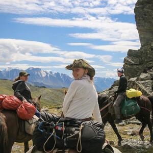 Путешествие к горе Белуха. Горный Алтай.