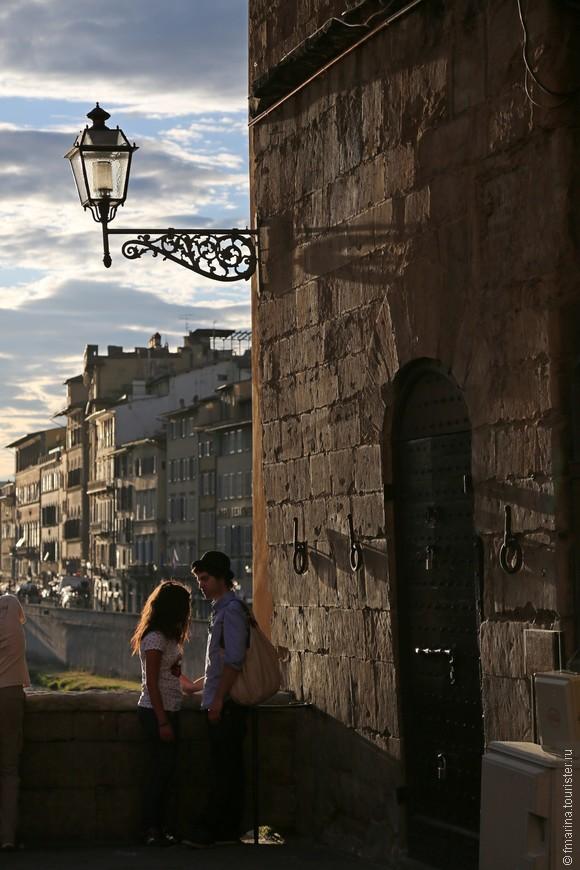 Романтичная Флоренция
