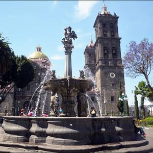 Кафедральный собор Пуэблы