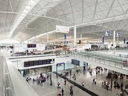 Аэропорт Гонконга вводит сбор за вылет