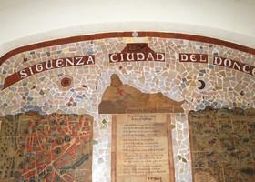 Сигуэнса (Sigüenza) - город средневековья