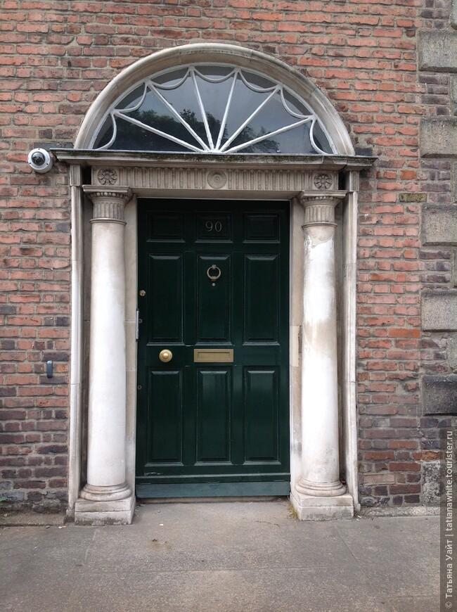 Знаменитые двери Дублина