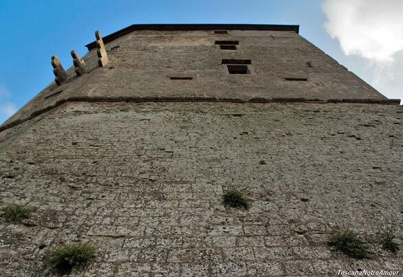 Крепость в Сорано.