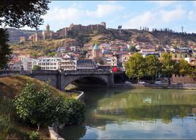Такой разный Тбилиси