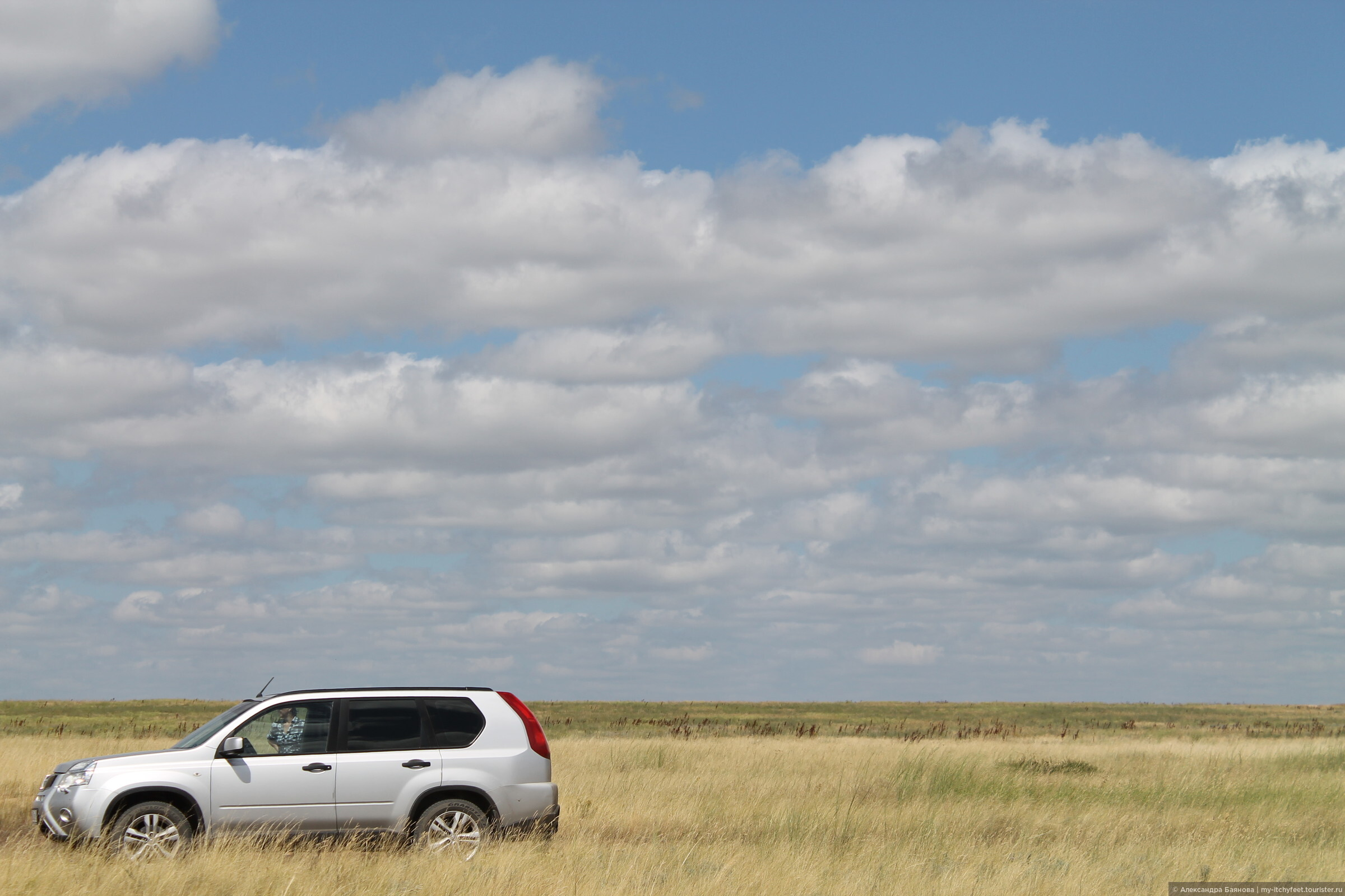 Казахстан (про дороги, казахский менталитет и нашу подготовку)