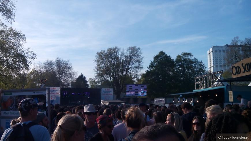 Фестиваль ко Дню Независимости в Роттердаме