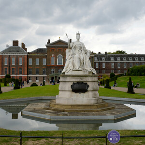 Знакомство с Лондоном 11. По дворцам и паркам