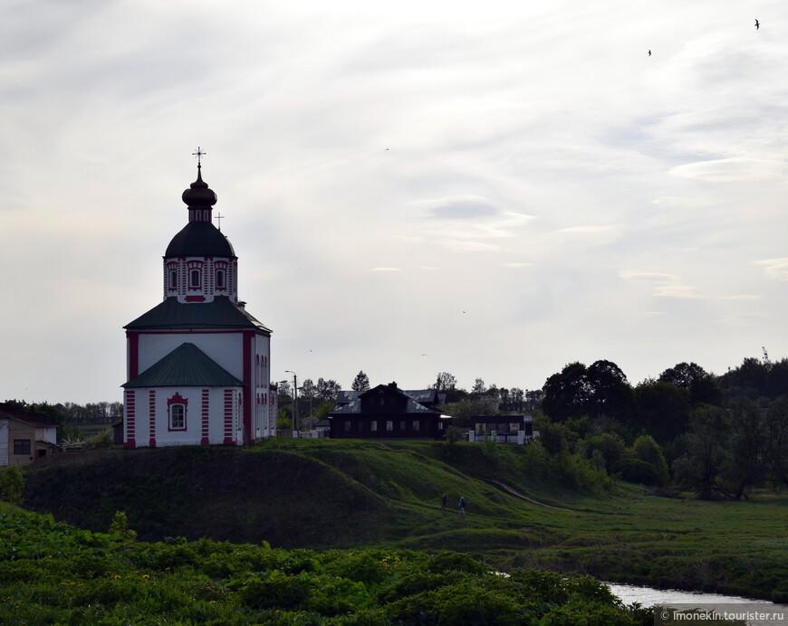 Ильинская церковь. XVIII век.