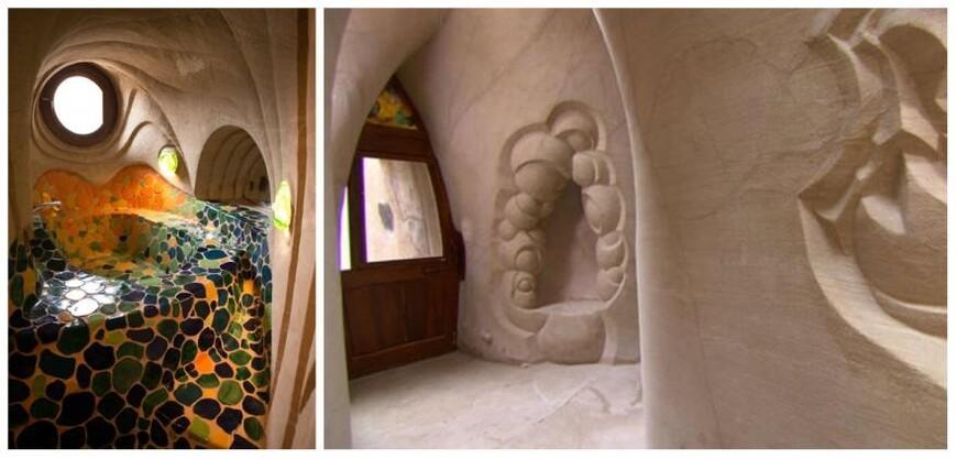 Рукотворные пещеры от Ра Полетта