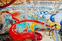 Лето в Петербурге: аквапарки