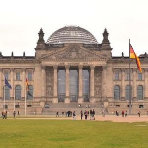 Пешком по Берлину.