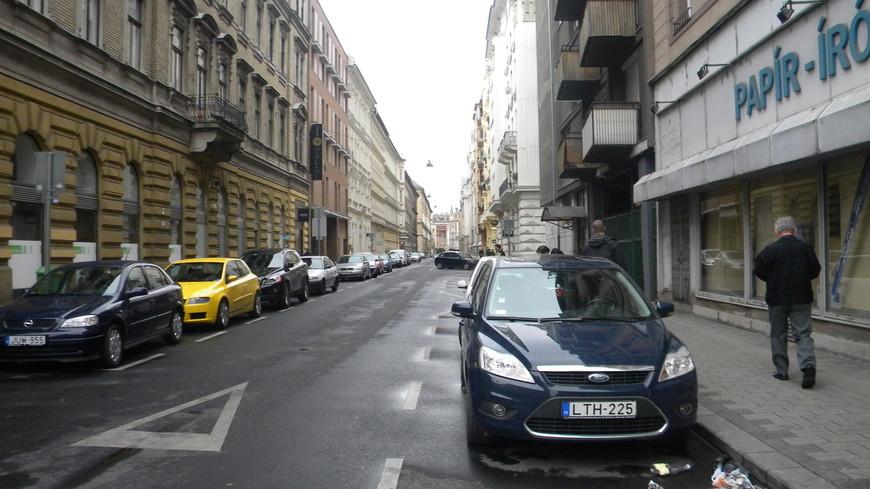 Улочками Будапешта, знакомимся с городом