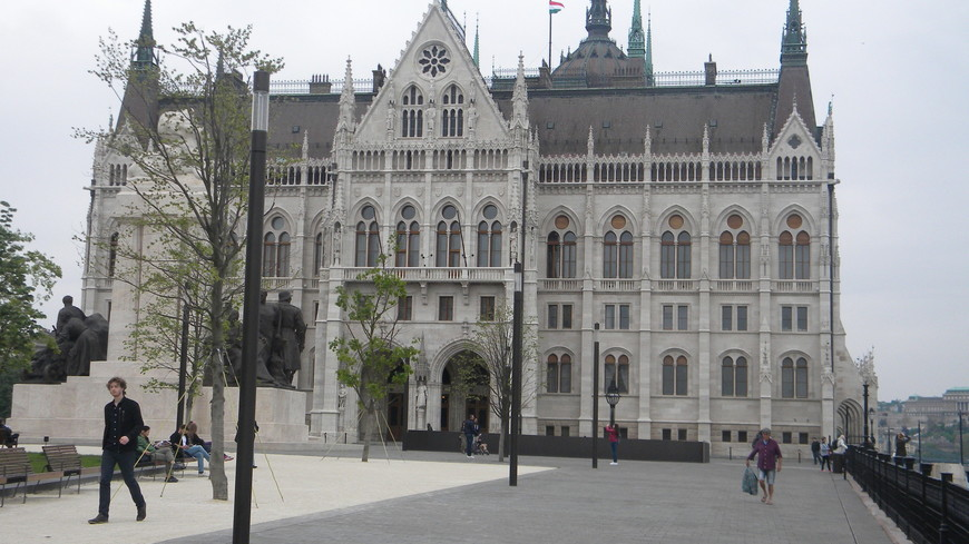Наслаждаемся прогулкой по Будапешту