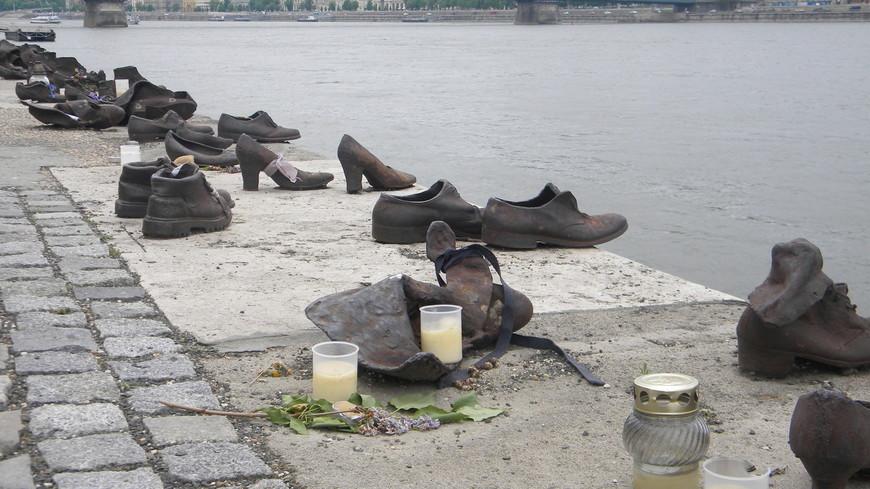 """Памятная """"железная обувь"""", действительно перехватывает дух"""