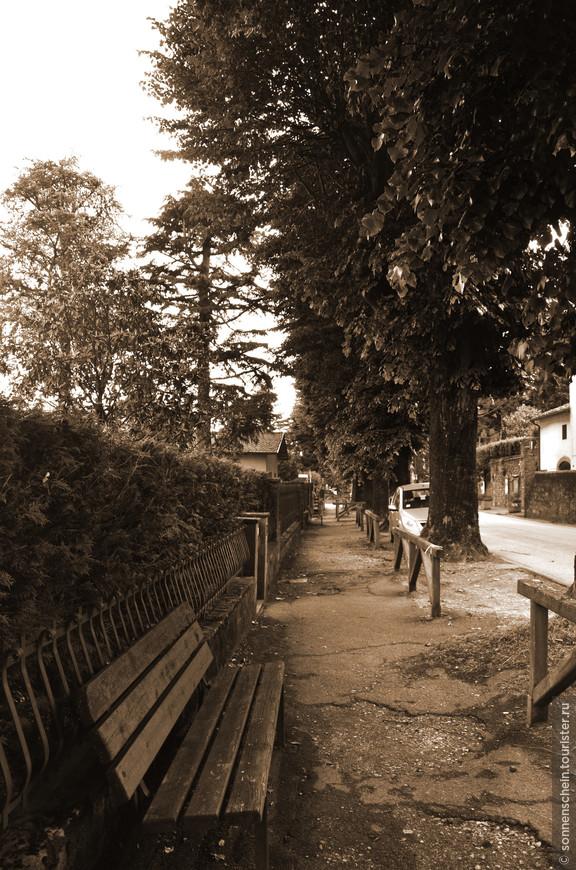 """Это маленький тосканский городок Ронта, время в нём практически остановилось. В этом городке мы жили в течении недели в гостинице """" Maranni""""."""