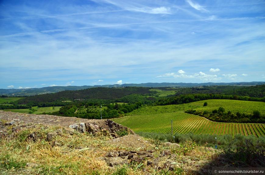 Словно палитра художника, яркие полосы зеленых бархатных полей, усыпанные стадами пасущихся коров, сочетаются с позолоченными полями подсолнухов, бескрайними желтыми полями рапса и утопающими в маковом цвете лугами на фоне лазурного неба.