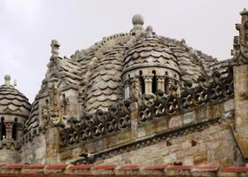 Cамора (Zamora) - город романской культуры
