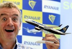Ryanair начала распродажу билетов, несмотря на Brexit