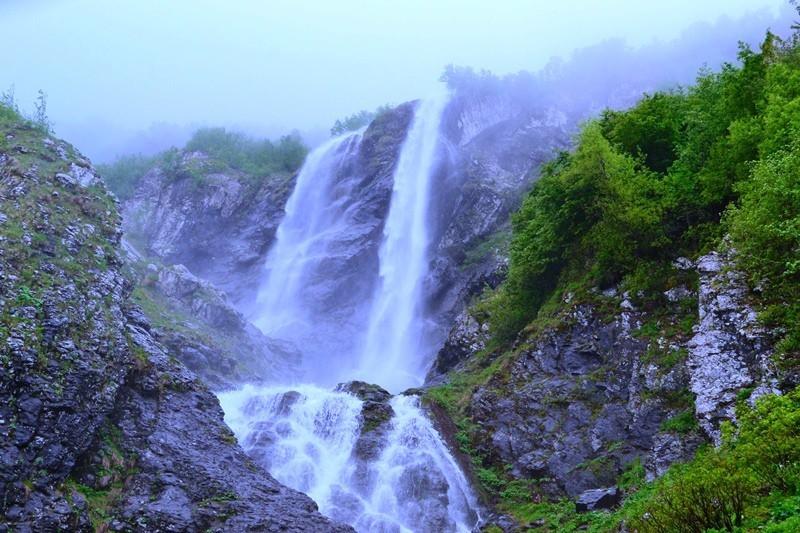 Картинки по запросу водопад поликаря