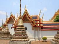Бангкок. Жара и Будды.